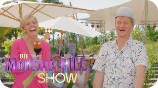 Grillsaison ist eröffnet! ZDF-Fernsehgarten läutet ein | Die Martina Hill Show | SAT.1