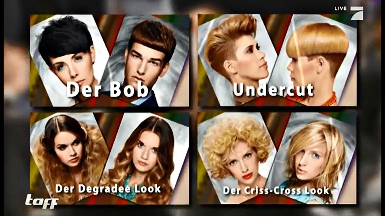 Neue Haartrends Von Der Beautymesse Auf Beauty N 7