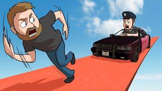 Runners Vs. Cops Deathrun! | GTA5