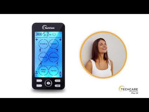 TechCare Massager Plus 24 - Best Seller on Amazon
