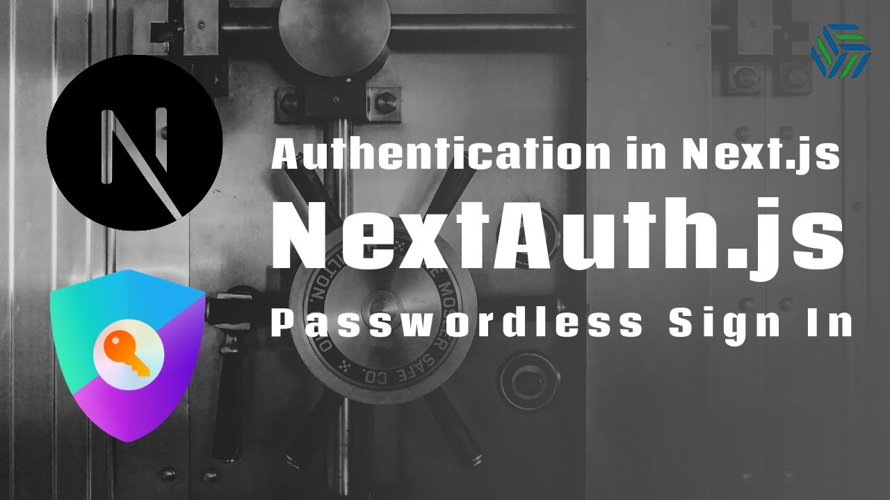 Next.js | Passwordless Sign In with NextAuth.js and SendGrid