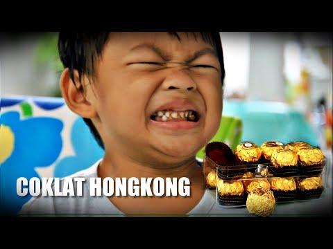 MAIN AIR - BALON & REVIEW COKLAT BULAT dari HONGKONG