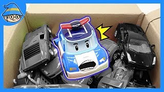 vuclip Robocar Poli Toys Episode. Car toys repair videos for Kids. Toy tool set play
