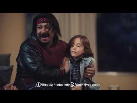 """لمة بلطجي يصدم فى ابنة ويطلع كيوت 😀 /- مسلسل سوبر مسرو """" رمضان ٢٠١٩"""