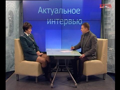 КРТВ. «Актуальное интервью». эфир 20 февраля