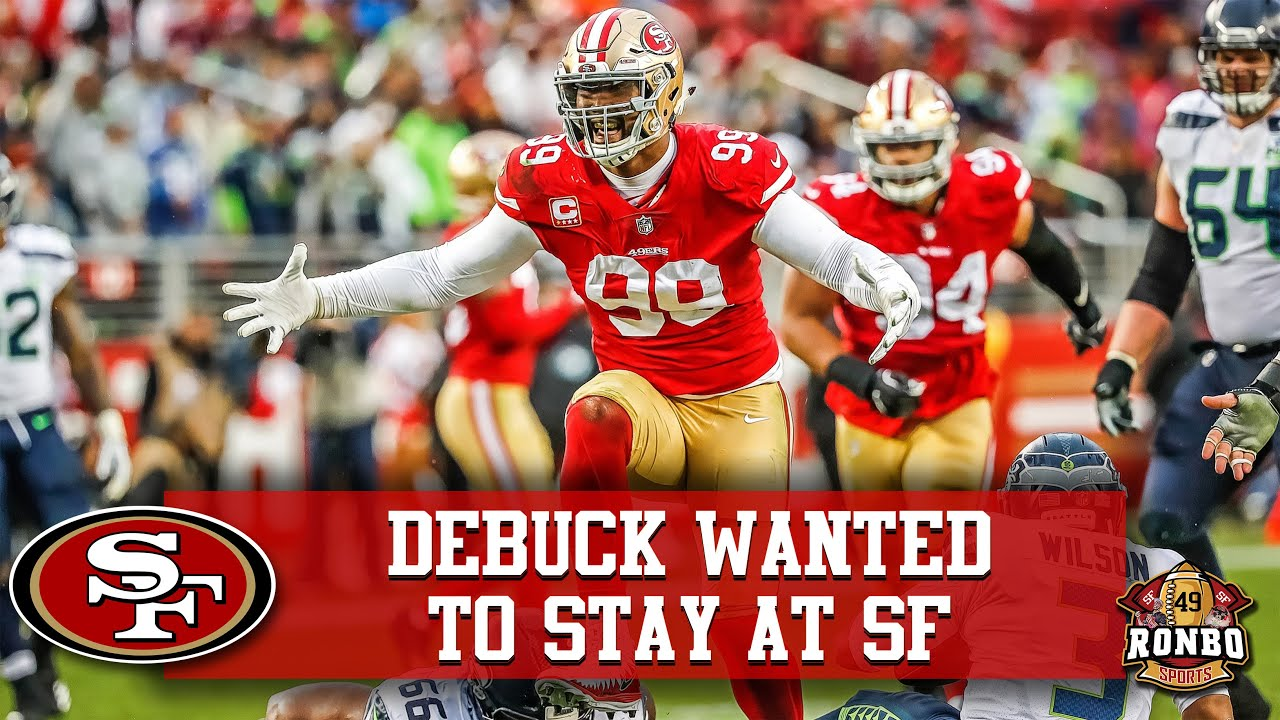 """Download DeForest Buckner Says """"It's A Little Personal"""" Facing 49ers"""