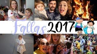 ¡MI BEBÉ SE VISTE DE FALLERA! + FALLAS VALENCIA 2017 - LoveYoli