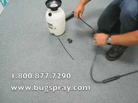 Eliminator Sprayer assembly