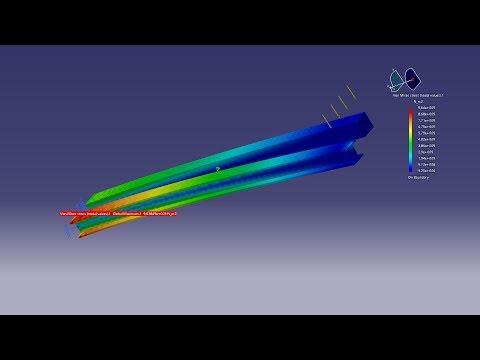 CATIA V5 Generative Structural Analysis