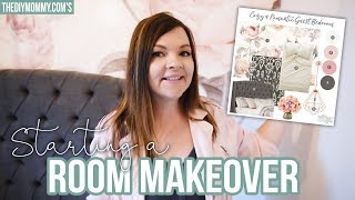 How to Start a Room Makeover | 6 Easy Steps!