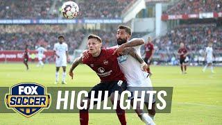 1. FC Nürnberg vs. 1899 Hoffenheim | 2018-19 Bundesliga Highlights