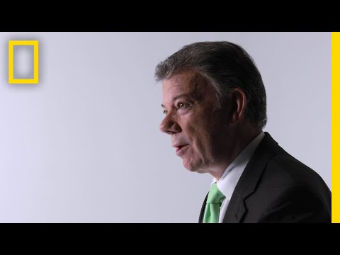 Exclusive: Colombian President Strives to Make His Country Greener | National Geographic