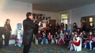 Magician Constanta, spectacol de magie la evenimente in Constanta - 0762838354