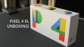 Pixel 4 XL Unboxing! [HighOnAndroid]
