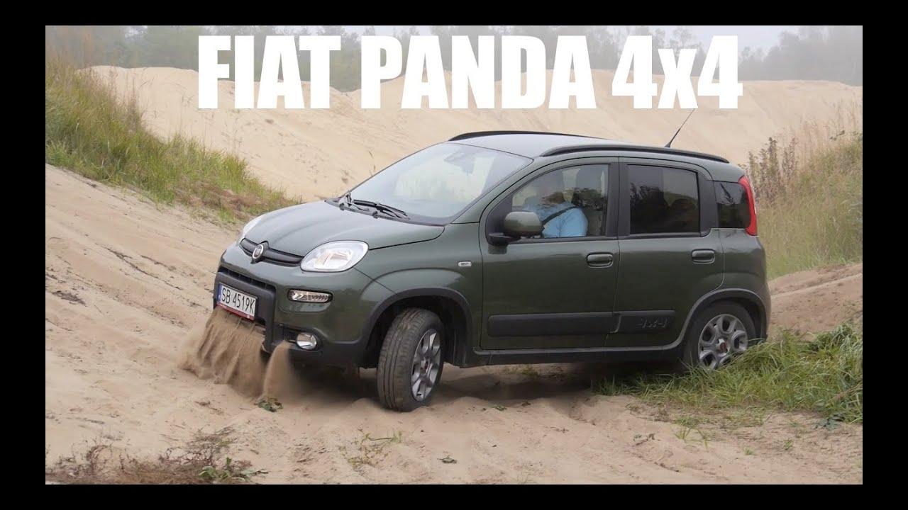 Pl fiat panda 4x4 test i jazda pr bna youtube for Panda 4x4 youtube
