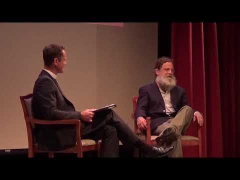 the-forum-with-robert-sapolsky,-october-7th,-2018
