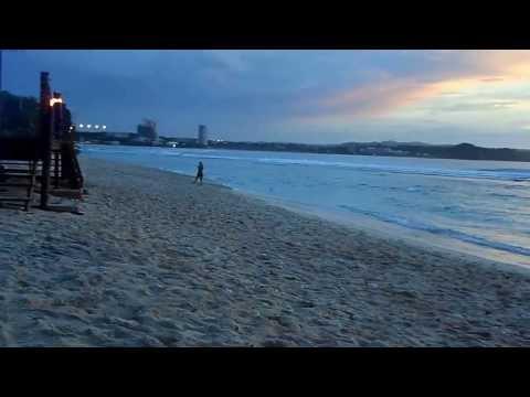 Beach Bar Sunset, Guam