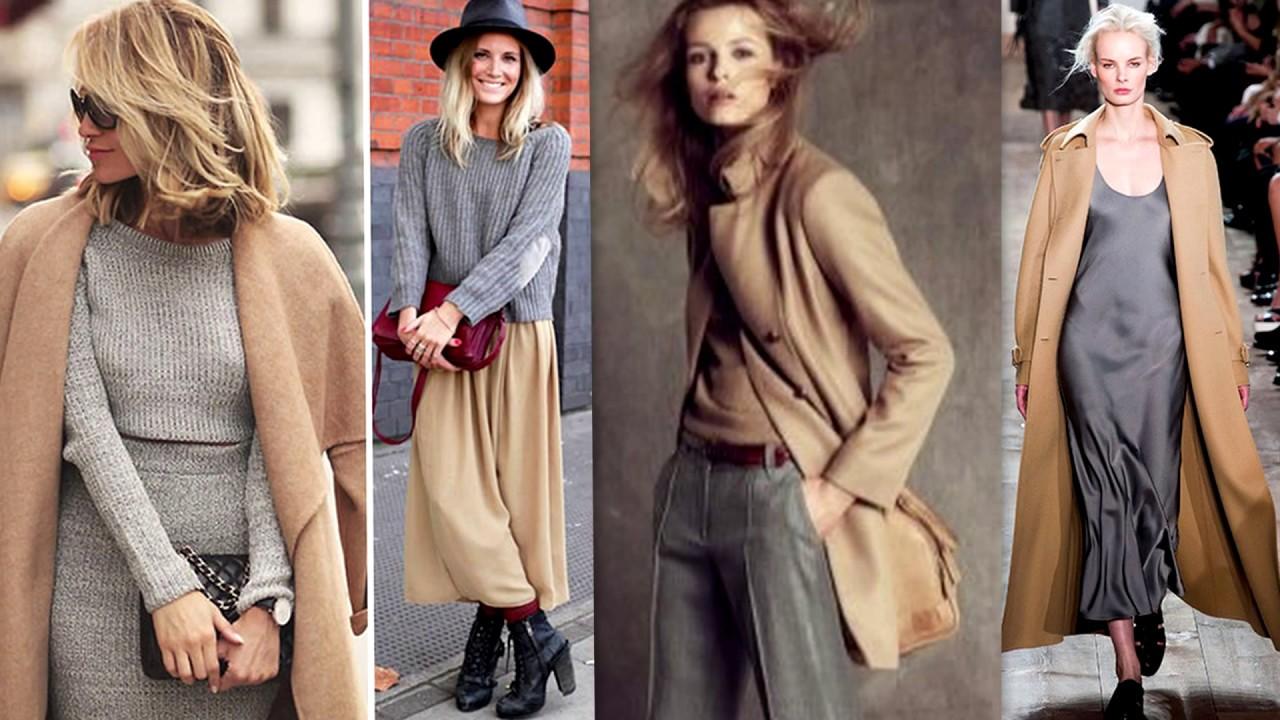 Модные советыСерый цвет в одежде рекомендации