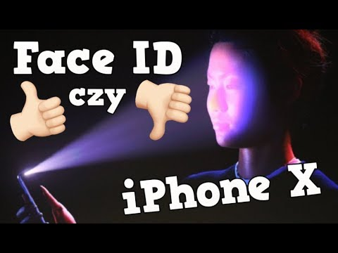 Face ID w iPhone X – Hit czy Kit❓⚡️ | AppleNaYouTube
