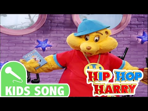 Books To Read | Kids Song | From Hip Hop Harry