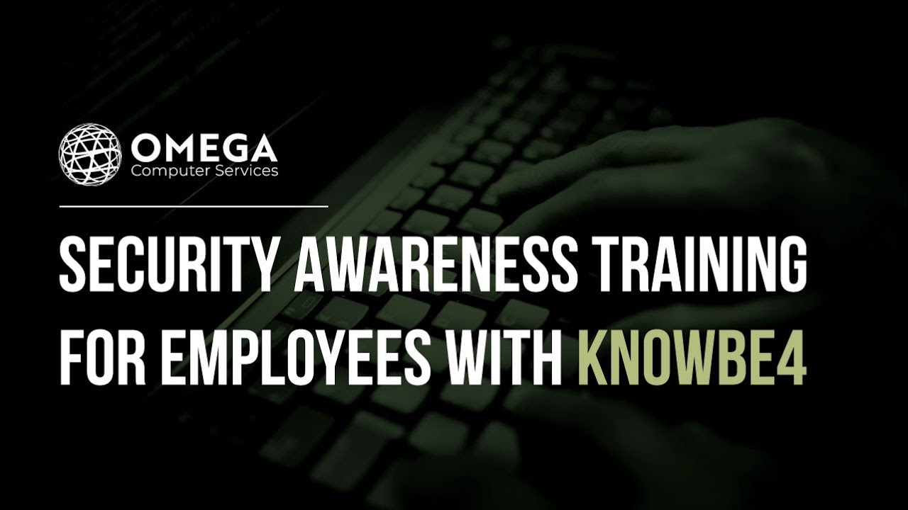Security Awareness Training for Employees with KnowBe4