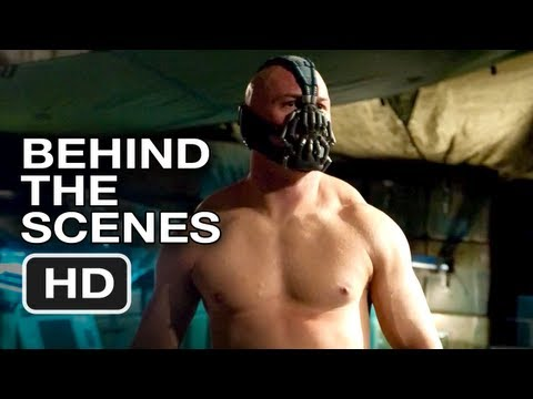 The Dark Knight Rises Extensive Behind the Scenes Featurette (2012) Batman Movie HD