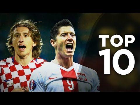Top 10 Eastern European Footballers 2016
