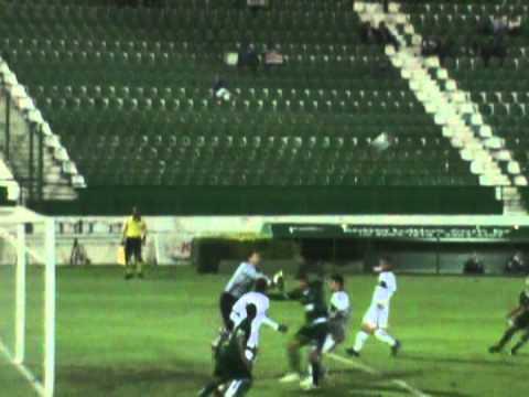 Guarani 1x2 Goiás - 11ª Rodada Campeonato Brasileiro Série B 2012