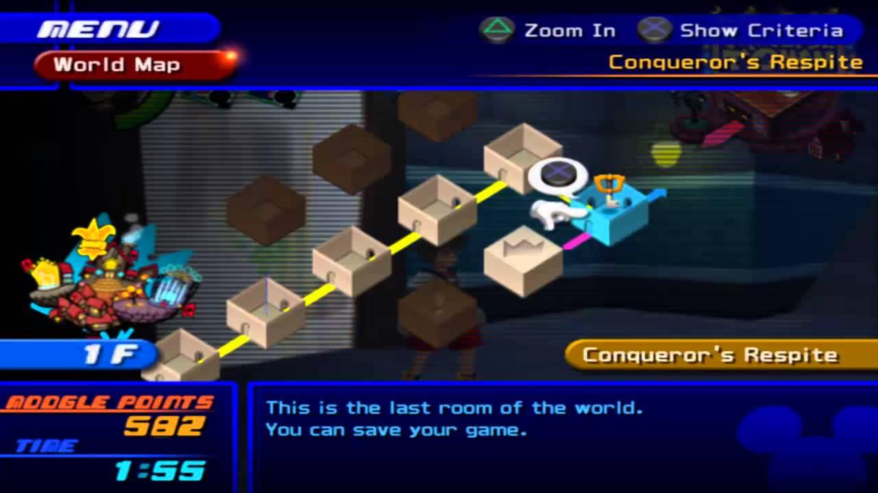 Let\'s Play Kingdom Hearts Re: Chain of Memories [Deutsch] Teil 4 ...