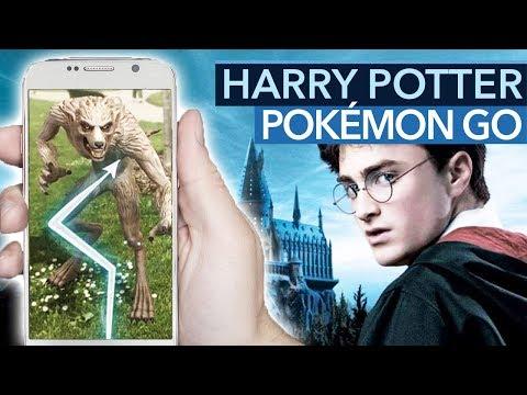Harry Potter Wizards Unite ist das neue Pokémon GO thumbnail