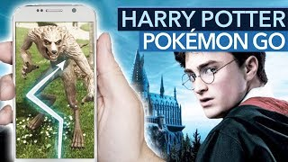 Harry Potter Wizards Unite ist das neue Pokémon GO