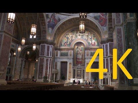 A 4K Video Tour of St. Matthew's Cathedral, Washington, DC