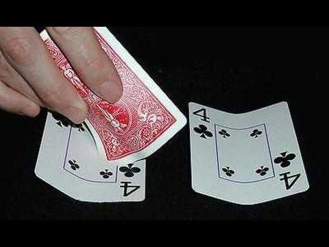 3 Card Monte Card Trick