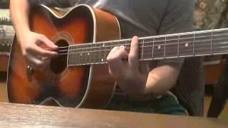 Нервы – И мне снится (на гитаре)