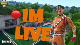 2000+ Wins !!! (SEASON7) Fortnite Live stream (sike!)
