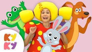 ПРЫГ СКОК - Кукутики - Песенка мультик для детей