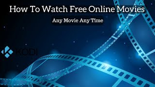How To Watch Free Online Movies - No Sigh up needed