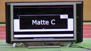 Ringen GrandPrix 2018 Matte C (Tag 2)