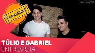Baixar Entrevista com Túlio e Gabriel - TV SOROCABA/SBT