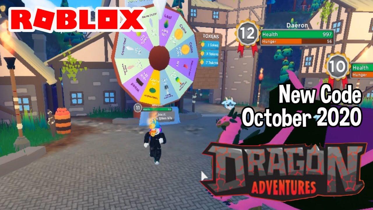 Roblox Dragon Adventures New Code October 2020 - YouTube