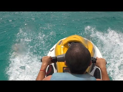 Jet Ski Rental at the Beach by Atlantis - Nassau, Bahamas