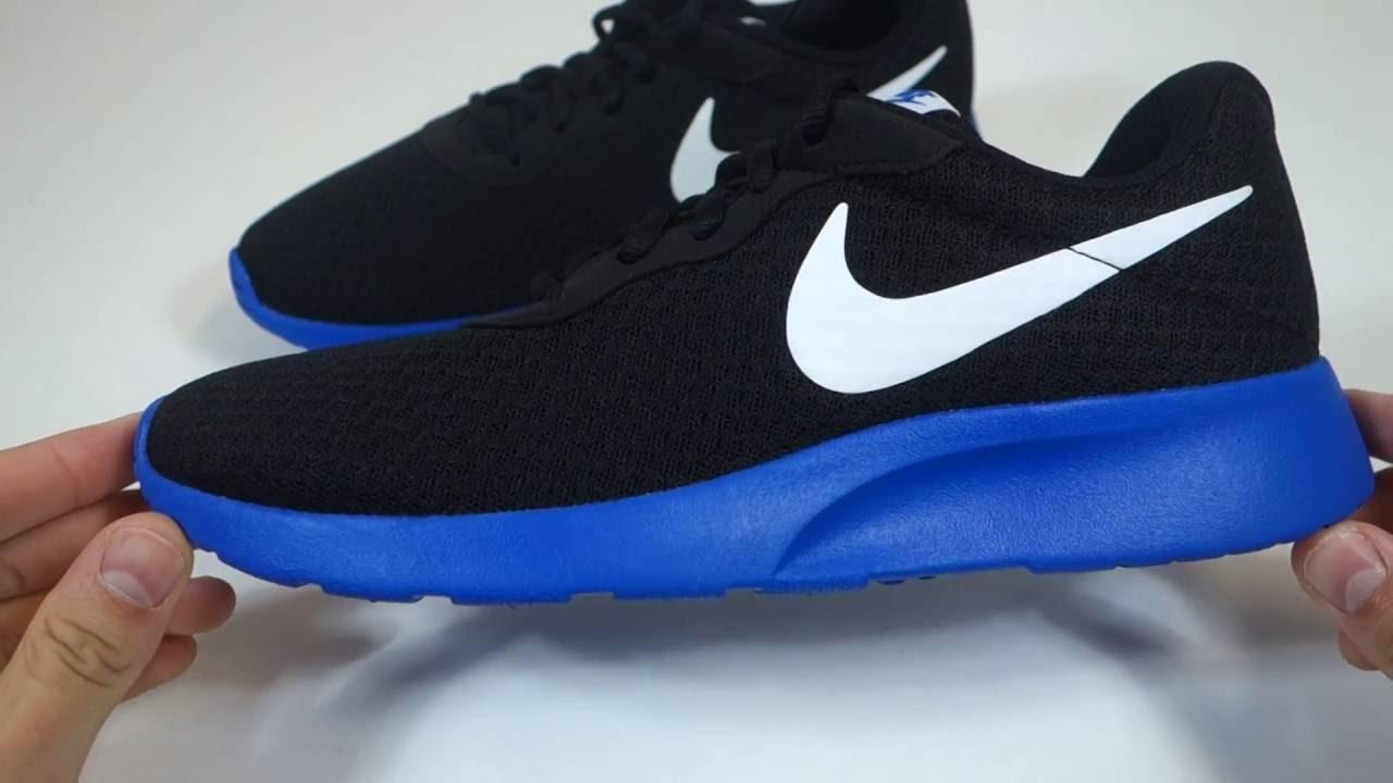Pánské stylové boty Nike Tanjun - YouTube c4837b8ec3