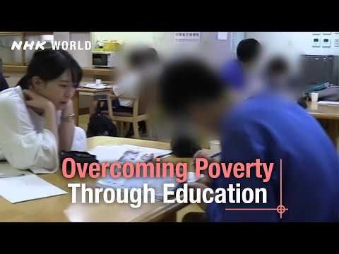 Overcoming Poverty Through Education