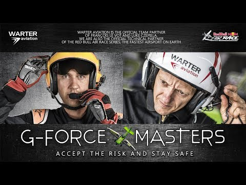 G-FORCE MASTERS / WARTER AVIATION & RED BULL AIR RACE