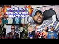 DEVIL'S WORK   JOYNER LUCAS | HOW LONG BEFORE THE CIA COMES TO GET HIM | REACTION