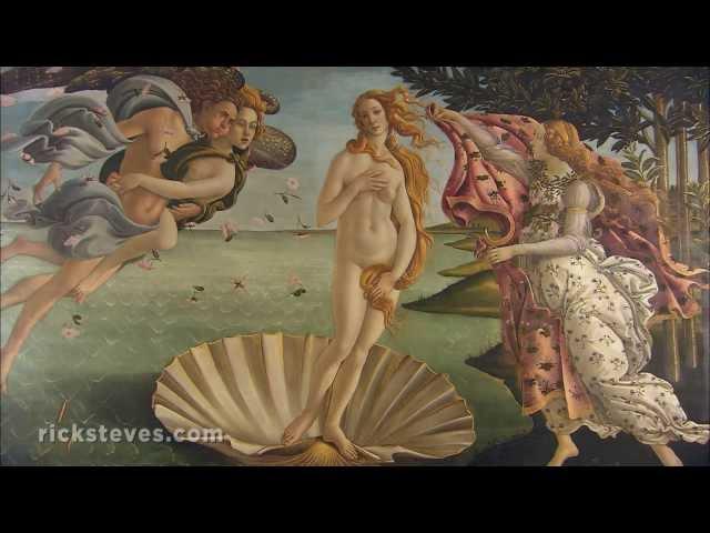 Florence, Italy: The Uffizi Gallery