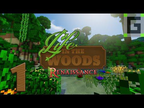 Life In The Woods: Renaissance - E01 - So Pretty!
