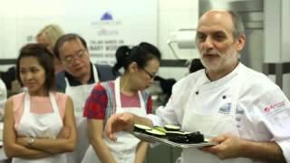 World Gourmet Summit 2013 Italian Hands-On Culinary Workshop