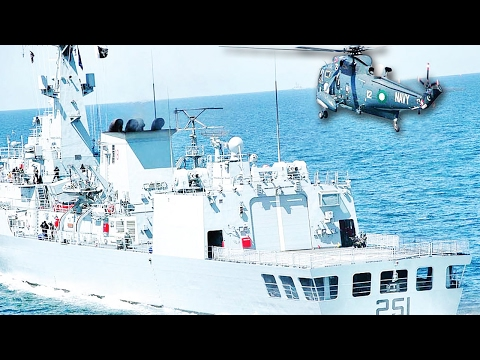 Pak Navy to conduct biggest Naval Exercise Peace 2017