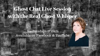Ghost Chat with Mary Ann